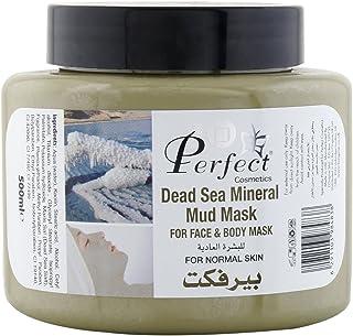Perfect Dead Sea Mineral Face & Body Mud Mask - 500 ml