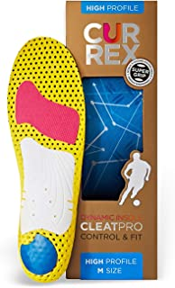 currex CLEATPRO - Quick Stops, Tight Turns, More Control – Football, Soccer, Baseball or Lacrosse, Feel The Difference in ...
