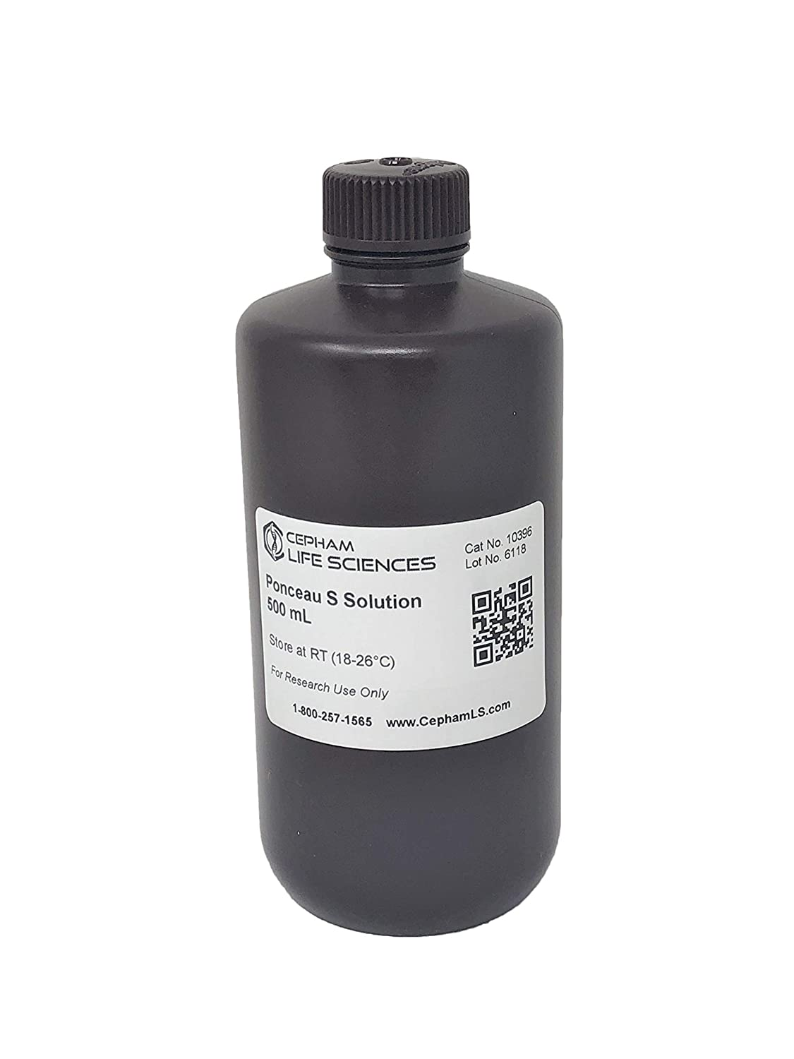 Ponceau S Staining Ultra-Cheap Deals Solution - 500 Life Popularity Cepham mL Sciences -from