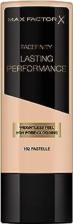 Max Factor Lasting Performance Base de Maquillaje Líquida Tono 102 Pastelle 35 ml (el paquete puede variar)