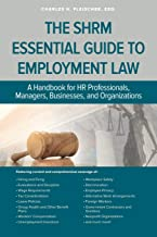 SHRM Essential Guide to Employment Law Book PDF