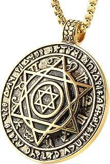 Best seal of solomon pendant Reviews