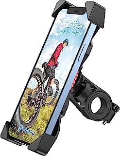 visnfa Bike Phone Mount Anti Shake and Stable Cradle...