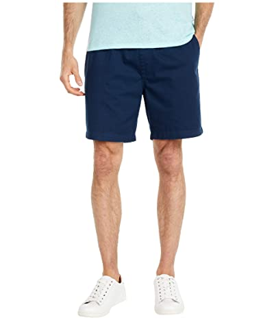 onia Aiden Shorts (Deep Navy) Men