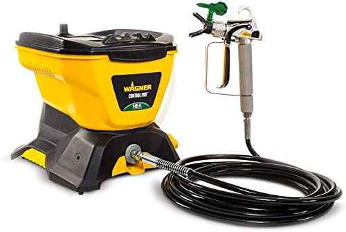 high quality Wagner sale 0580678 Control Pro 130 Power popular Tank Paint Sprayer, High Efficiency Airless with Low Overspray online