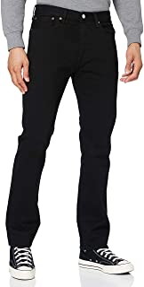 Levi's Men's 501 Original Fit Jeans, Black (Blacks 801), W40/L32 (Manufacturer size: 40W / 32L)
