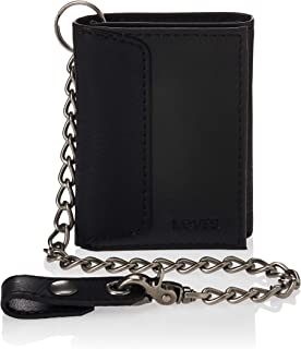 Men's RFID Trifold Wallet-Sleek and Slim Includes Id Window and Credit Card Holder
