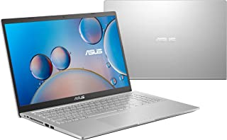 Asus Laptop X515EA-BR181T I3-1115G4/ 4GB RAM/256 SSD / 15.6 HD / Intel shared / Silver / W10 Home