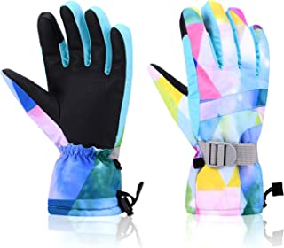 Best mint green ski gloves Reviews
