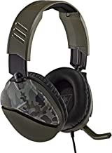 Best Turtle Beach Recon 70 Green Camo Gaming Headset for Xbox One & Xbox Series X|S, PlayStation 5, PS4 Pro & PS4, Nintendo Switch, and Mobile Reviews