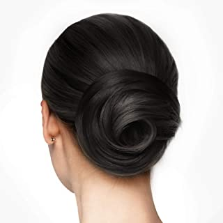 Pouf Hairdos - Perfect Synthetic Hair Buns Hair Piece, Synthetic Hair Extensions for Cute Hair Updos, Hair Extensions,Wigs...