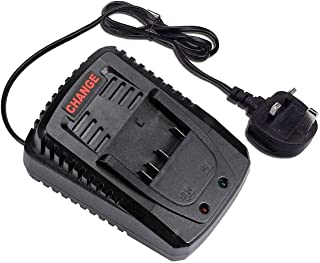 JANRI AL1820CV AL1860CV Replacement Power Tool Charger Compatible with Bosch 14.4-18V Lithium Battery BC660 BC1880 BAT609 ...