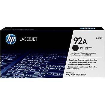 PayForLess 92A C4092A Toner Cartridge 3PK Black Replacement for HP Laserjet 1100 1100A 3200 3200M Printers