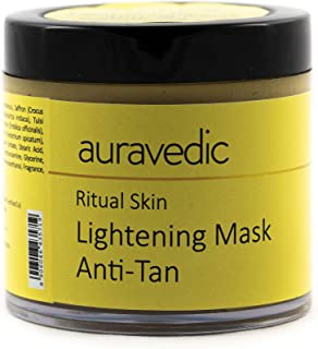 Auravedic Skin Lightening Mask 100G