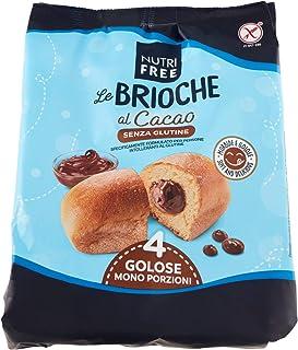 Nutrifree Le Brioche Al Cacao - 200 Gr