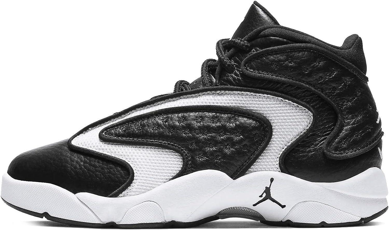 | Nike Womens Air Jordan Og Womens Basketball Shoes 133000-001 Size 6 | Basketball