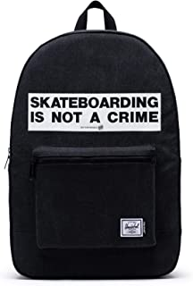 Herschel Casual Daypacks Backpack for Unisex, Black, 10076-02758-OS