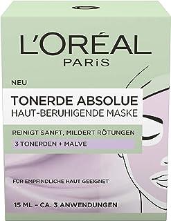 """L""""Oréal Paris Tonerde Absolue Haut-beruhigende Maske 1 x 15 ml"""