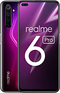 OPPO Realme 6 Pro (8GB+128GB) グローバル版 / 6.6 inch/Dual SIM / 64+12+8+2MP Quad Camera/Google play/日本語対応/SIMフリー (Lightning Red...