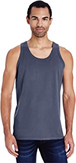 Mens ComfortWash Garment Dyed Sleeveless Tank Top (GDH300...