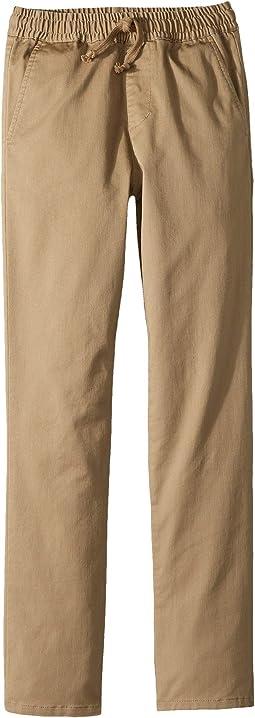 A.T. Dayshift Elastic Pants (Little Kids/Big Kids)
