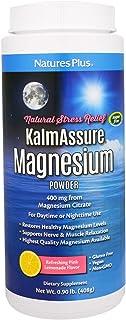 Natures Plus - Kalmassure Magnesium Powder Refreshing Pink Lemonade 0.9 Lb. 164610