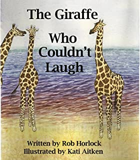 The Giraffe Who Couldn't Laugh (Creature Teachers - early readers Book 3) (English Edition)