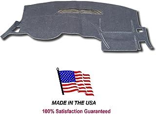1994-1995-1996-1997 CHEVY S-10//BLAZER DASH COVER DARK CHARCOAL GREY  POLYCARPET