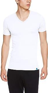 [グンゼ] インナーシャツ クールマジック 天竺 Vネック半袖 MC1815 メンズ
