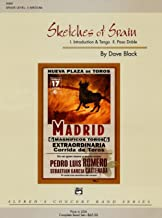 Sketches of Spain Conductor Score & Parts