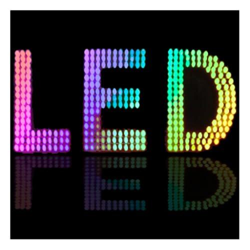 display LED inteligente