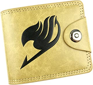 Gumstyle Fairy Tail Anime Cosplay 10 Slots Bifold Wallet Card Holder Purse