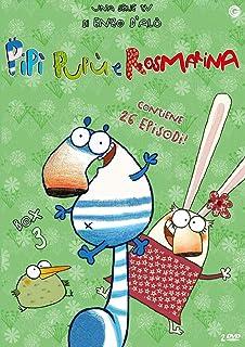 Pipi' Pupu' E Rosmarina #03 (2 Dvd) [Italia]