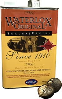 waterlox sealer finish gallon
