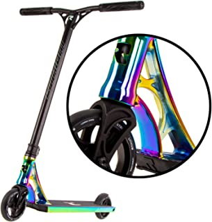 Lithium Complete Scooter - Stunt Scooters - Professional Scooter for Any Age Rider - Pro Scooters for Kids Pro Scooters for Adults - Pro Scooter Deck, Pro Scooter Wheels - Ready to Ride Trick Scooter