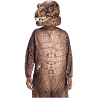 Jurassic World Fallen Kingdom Movable T-Rex Jaw Halloween Kids' Costume Mask