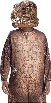 Jurassic World Fallen Kingdom T-Rex Jaw Halloween Kids' Costume Mask