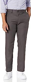 Amazon Essentials Men's Slim-Fit Flat-Front Dress Pants