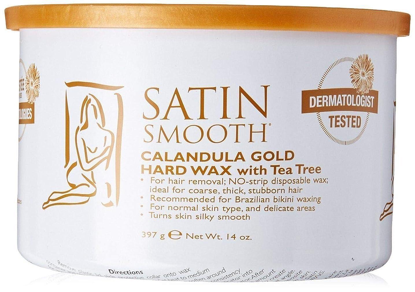 Satin Smooth Calendula Gold Wax 6 Pack