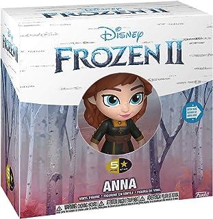 Funko - 5 Star: Frozen 2 - Anna Figurina, Multicolor (41723)