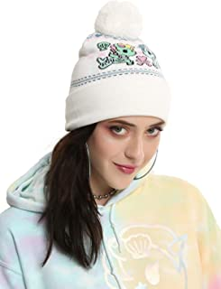 39c6c13f93d Hot Topic Tokidoki Mermicorno Intarsia Knit Pom Beanie