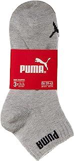 Puma Quarter Sock 3 Pack Quarter