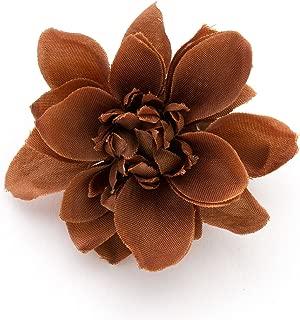 [ミッシュキッシュ]髪飾り ヘアアクセサリー コサージュ 華やかなお花のクリップ 4511-471