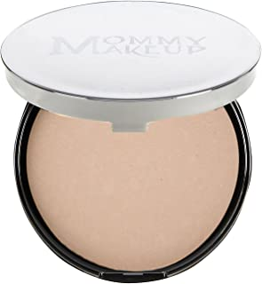 Mommy Makeup Mineral Dual Powder SPF15 [4-in-1 Pressed Mineral Foundation] 0.45 ounce - Oil-free, Talc-free, Fragrance-fre...