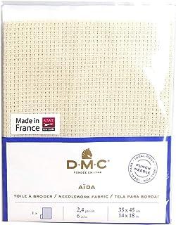 DMC パンチニードルファブリック 35×45cm 6カウント(24目) DC29SO-1