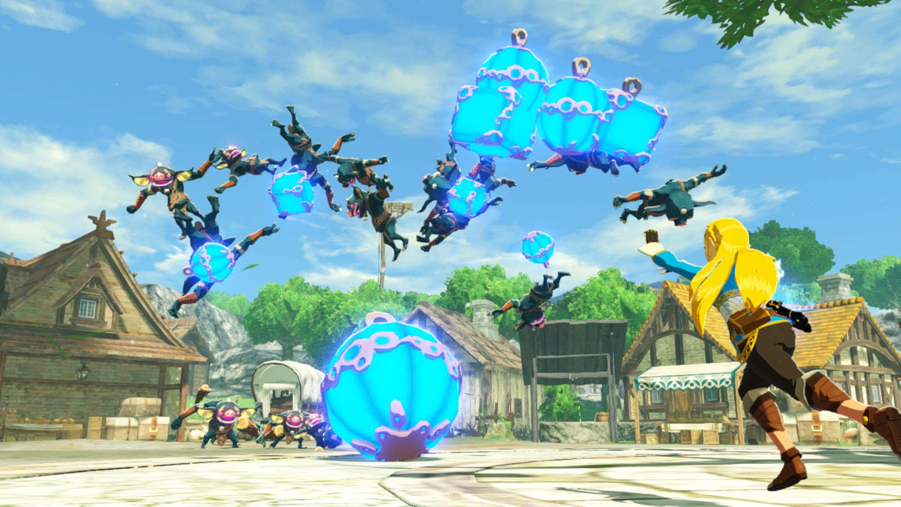 Hyrule Warriors Age Of Calamity Nintendo Switch Amazon Com Au Video Games