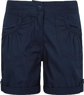 33d929949990e Mountain Warehouse Short Shore pour Enfants - 100 % Coton, Short Long pour  Les Vacances
