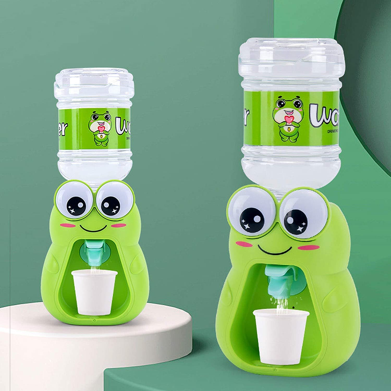Mini Water Overseas parallel import regular item Max 40% OFF Dispenser Frog Tap Drinking B Holder Countertop