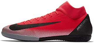 NIKE Mens SuperflyX 6 Academy CR7 Indoor Soccer Shoes (6.5 ...