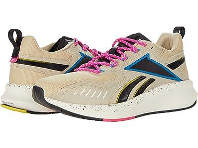Reebok Fusium Run 20 (Utility Beige/Black/Proud Pink) Women